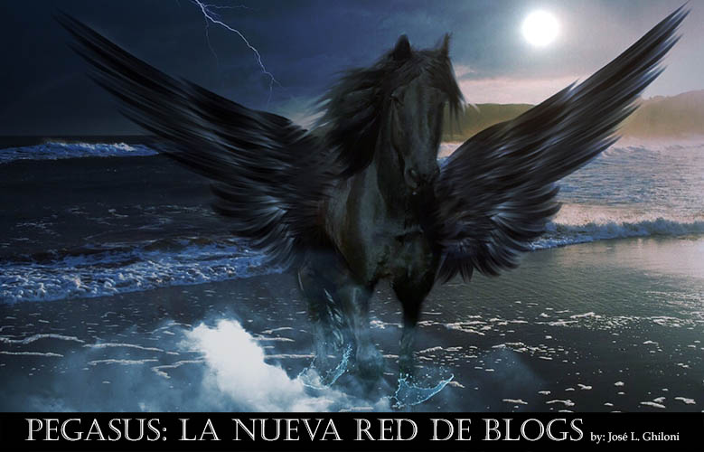 Red de blogs: Pegasus.