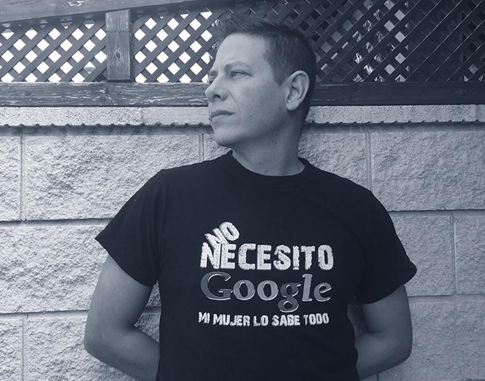 José Luis Ghiloni: Este soy yo.